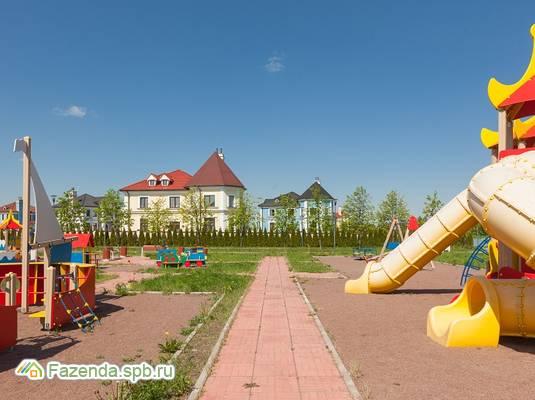 Коттеджный поселок  Мариинская усадьба, Тосненский район.