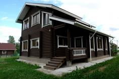 Рядом с Дом HONKA в Токсово расположен Коттеджный поселок  Туокса