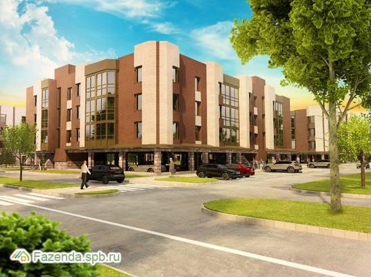 Малоэтажный жилой комплекс Всеволожский Штиль, Всеволожский район.