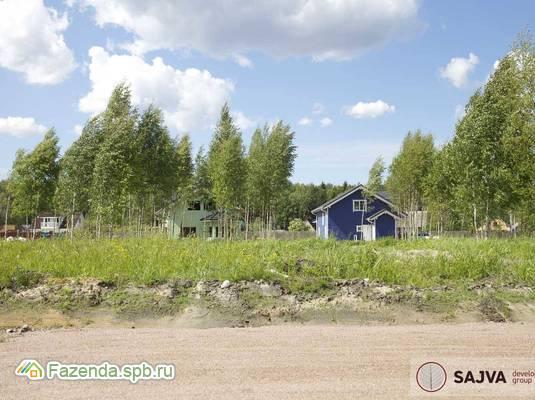 Коттеджный поселок  LadogaLand, Всеволожский район.