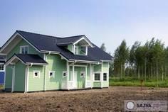 Рядом с На Ладоге расположен Коттеджный поселок  LadogaLand