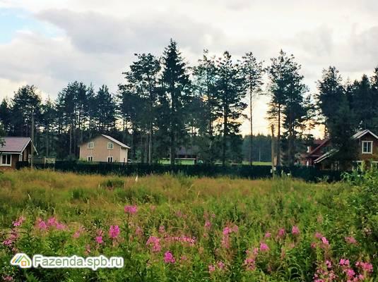 Коттеджный поселок  Крутой ручей, Кировский район.