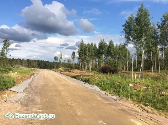 Коттеджный поселок  Елизаветинское, Всеволожский район.