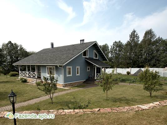 Коттеджный поселок  Отрадное, Приозерский район.