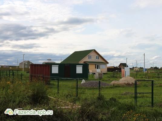 Коттеджный поселок  Павловские Дачи, Гатчинский район.