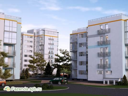 Жилой комплекс 84 Высота, Всеволожский район.