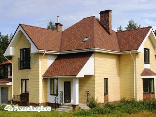 Коттеджный поселок  Петровское Барокко, Всеволожский район.