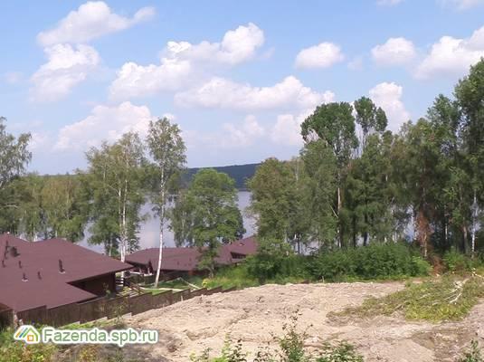 Коттеджный поселок  Сосны, Приозерский район.