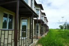 Рядом с Omakulma-Annino расположен Малоэтажный жилой комплекс Солнечный остров
