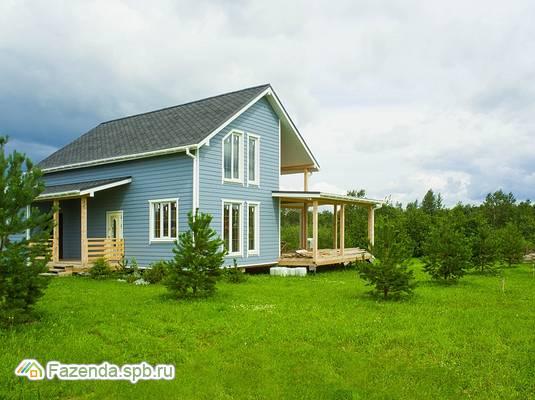 Коттеджный поселок  Подсолнухи, Ломоносовский район.