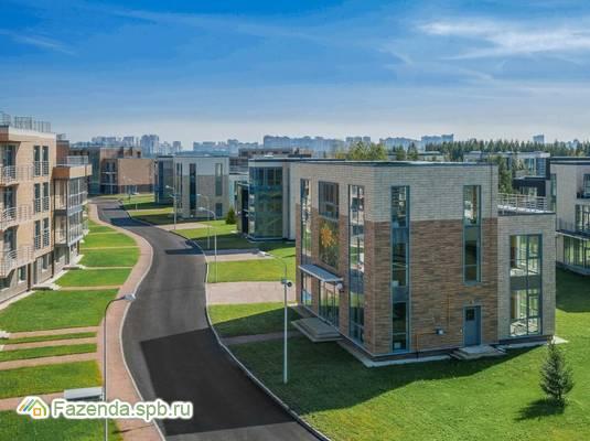 Малоэтажный жилой комплекс Лахта Парк, Приморский СПб.
