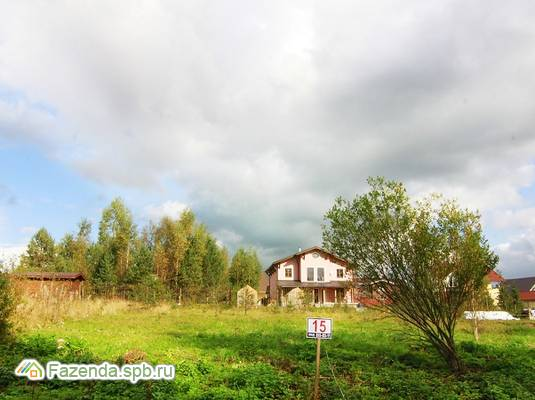Коттеджный поселок  Охта, Всеволожский район.