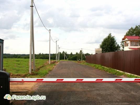 Коттеджный поселок  Северные Террасы, Всеволожский район.