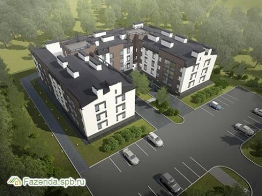 Малоэтажный жилой комплекс Победа, Всеволожский район.