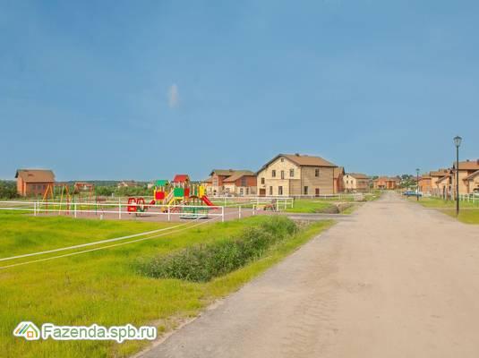 Коттеджный поселок  Новая Романовка, Всеволожский район.