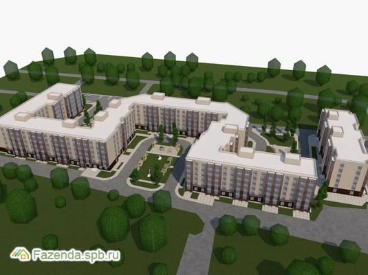 Жилой комплекс Granholm Village, Курортный район СПб. Актуальное фото.