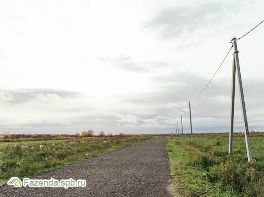 Коттеджный поселок  Любимово, Тосненский район.