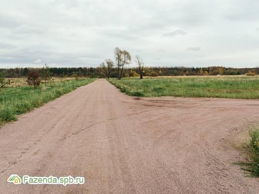 Коттеджный поселок  Ульяновка, Тосненский район.