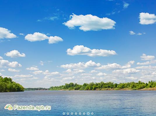 Коттеджный поселок  Дивное озеро, Ломоносовский район.