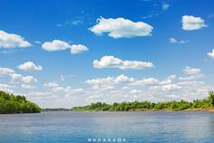 Коттеджный поселок Дивное озеро от компании Ленрусстрой