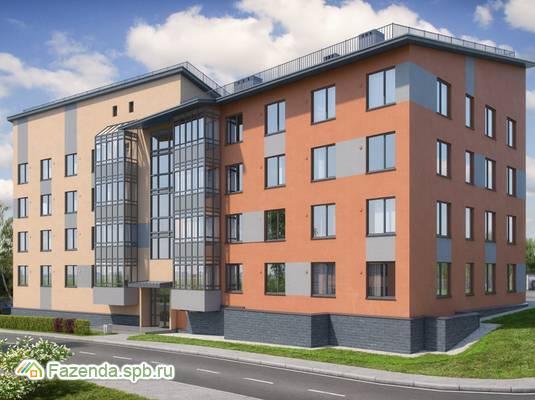 Малоэтажный жилой комплекс EcoCity, Всеволожский район.