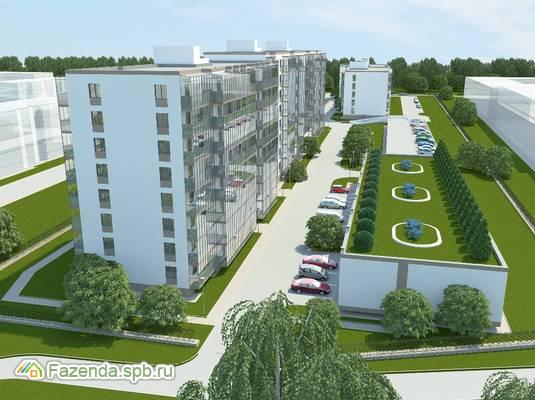 Жилой комплекс Щеглово Парк, Всеволожский район.