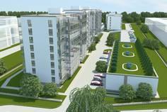 Рядом с Жар-Птица расположен Жилой комплекс Щеглово Парк