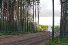 Рядом с Приветнинское расположен Коттеджный поселок  Акватория