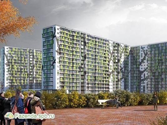 Жилой комплекс ПаркЛэнд, Всеволожский район.