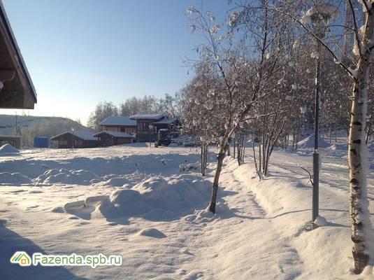Коттеджный поселок  Корела Парк, Всеволожский район.