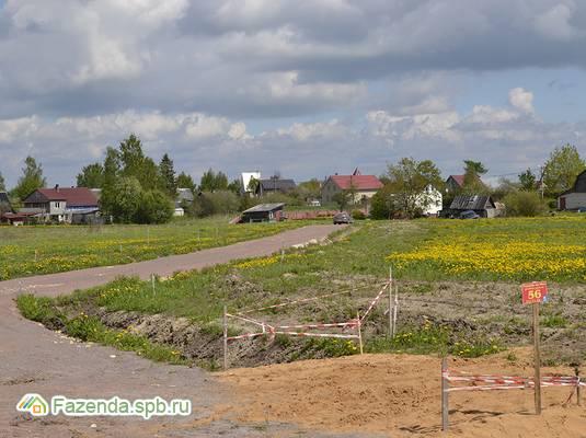 Коттеджный поселок  Усадьба на юге, Гатчинский район. Актуальное фото.