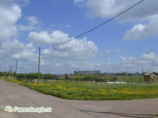 Коттеджный поселок  Павловский ручей, Гатчинский район. Актуальное фото.