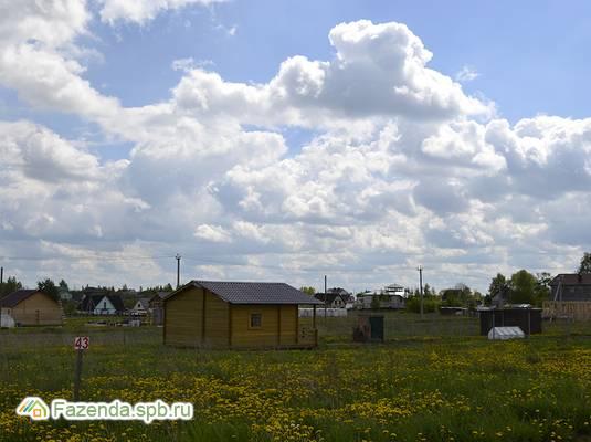 Коттеджный поселок  Павловский ручей, Гатчинский район.