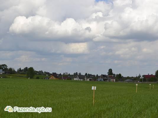 Коттеджный поселок  Хрустальный ключ, Гатчинский район.