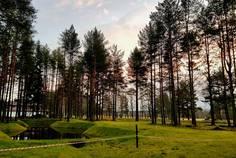Рядом с Зеленая Долина расположен Коттеджный поселок  Охта Spa Residence