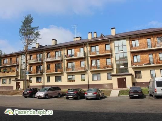 Малоэтажный жилой комплекс Черничная поляна, Всеволожский район.