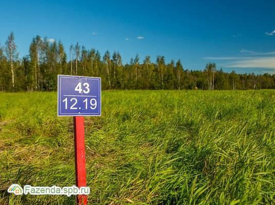 Коттеджный поселок  Нева-ДА!, Всеволожский район.