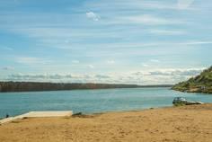Рядом с Лазурные Озера расположен Коттеджный поселок  ПриЛЕСный 2