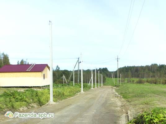 Коттеджный поселок  Тишь да Гладь, Выборгский район.