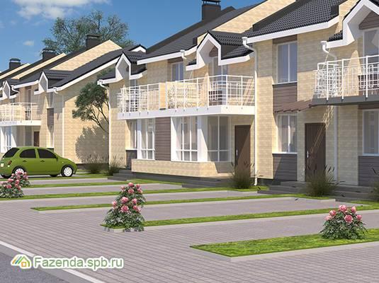 Малоэтажный жилой комплекс Ропшинский квартал, Ломоносовский район.