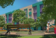 Рядом с Небо расположен Малоэтажный жилой комплекс Кузьмоловский