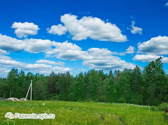 Коттеджный поселок  Солнечная Долина, Всеволожский район.