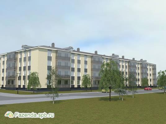 Малоэтажный жилой комплекс ЭкспоГрад, Пушкинский район.