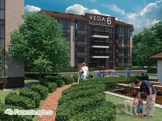 Малоэтажный жилой комплекс Veda Village, Всеволожский район.