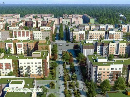 Малоэтажный жилой комплекс Юнтолово, Приморский СПб.