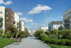 Рядом с Лахтинский Пассаж расположен Малоэтажный жилой комплекс Юнтолово