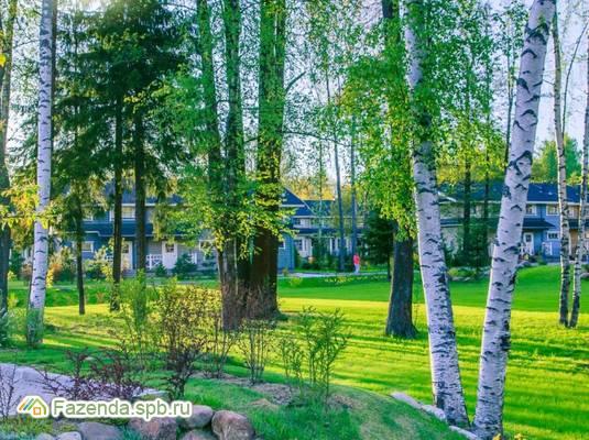 Коттеджный поселок  Repino Club, Курортный район СПб. Актуальное фото.