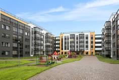 Рядом с Астрид расположен Малоэтажный жилой комплекс Юттери