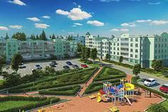 Рядом с Город сад расположен Малоэтажный жилой комплекс Новое Сертолово