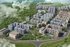 Рядом с Янино-1 расположен Жилой комплекс Ясно.Янино